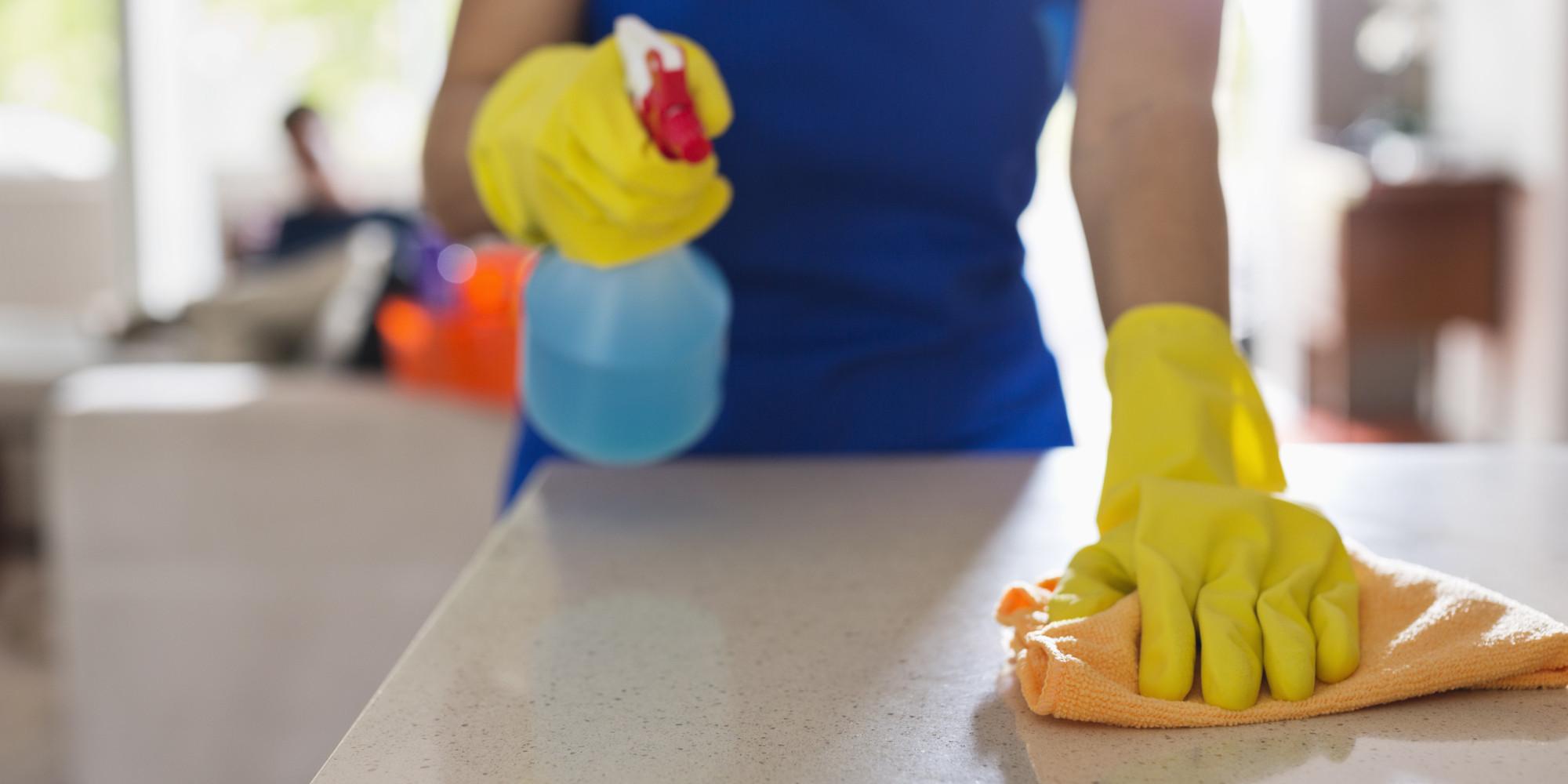 Spring Cleaning Service Milton Keynes